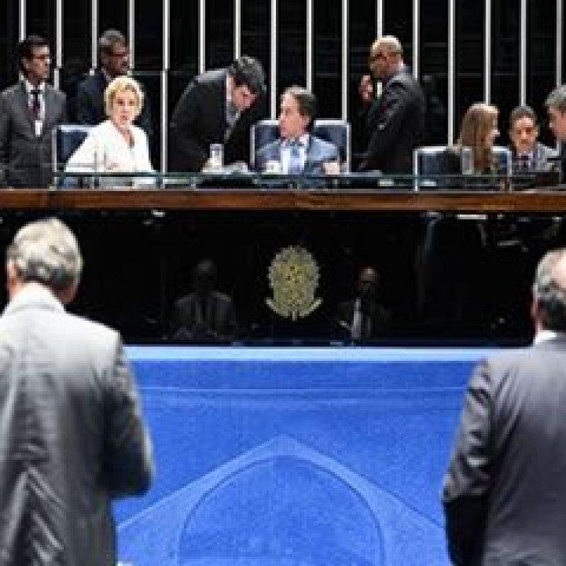 Senado dá reajuste a ministros do STF e chefes da PGR