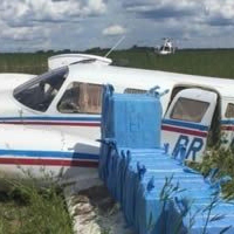 Suspeitos de furtarem avião em Cacoal são presos em operação da Polícia Federal no MT