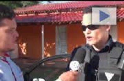 Frentista do posto Japonesa é executado a tiros de pistola no Residencial Colina Park