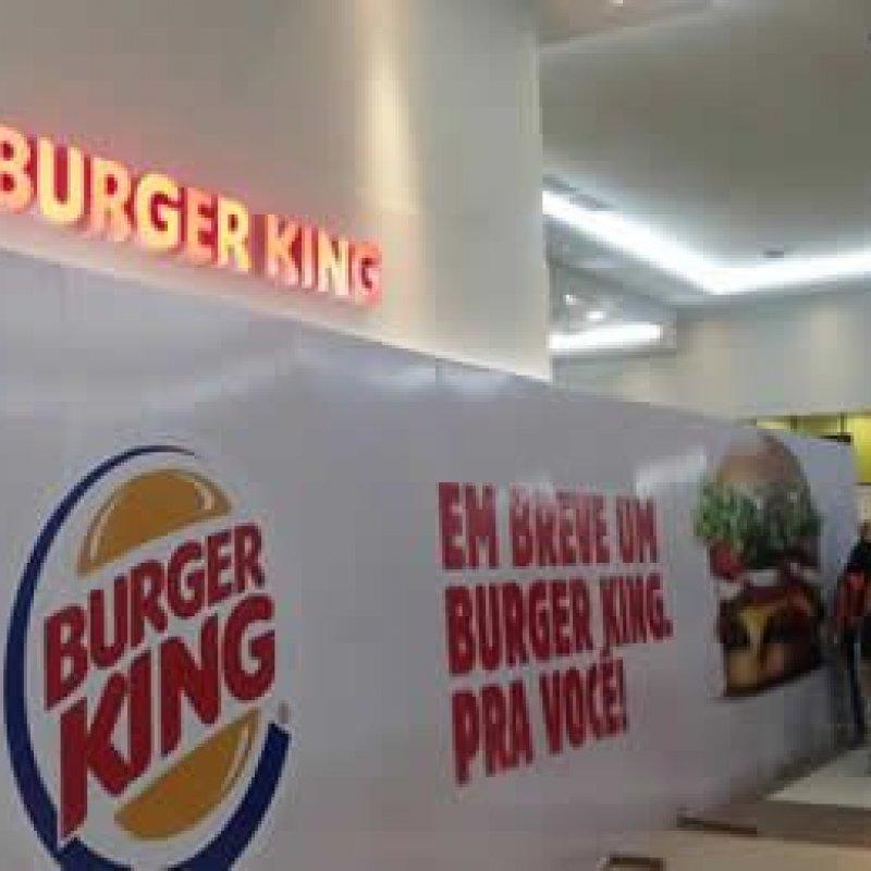 Burger King chega ao IG Shopping em Ji-Paraná