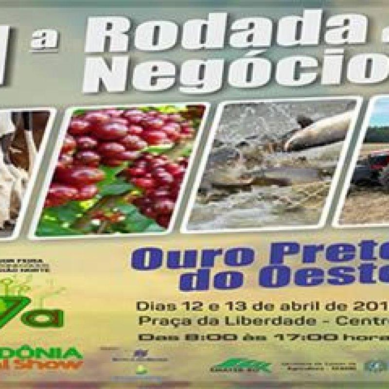 1ª Rodada de Negócios acontece nesta quinta e sexta-feira em Ouro Preto