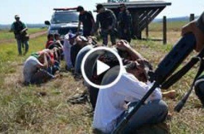 Assista toda ação da Polícia que resultou na prisão de 53 membros da LCP