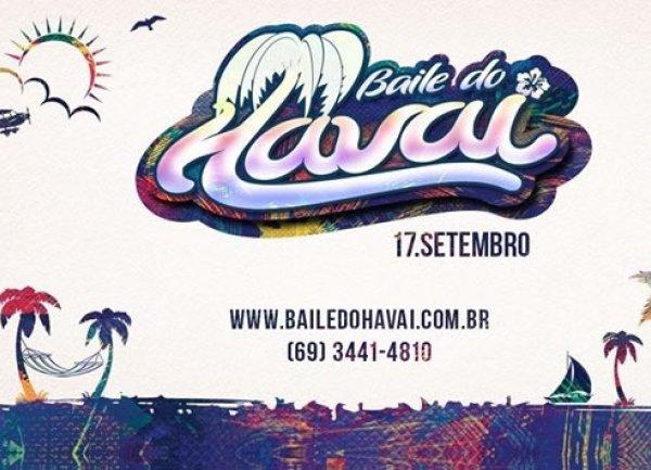Baile do Havai 2016