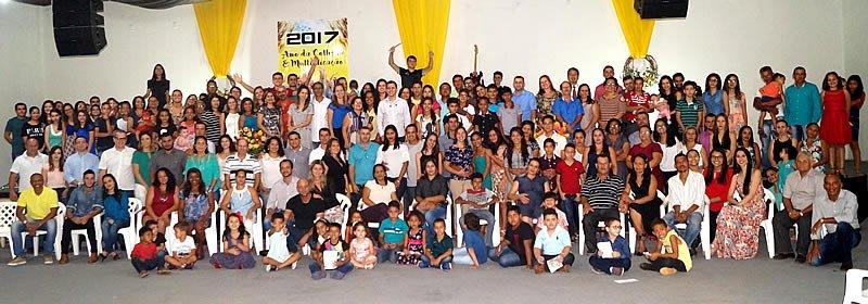 Aniversário de 12 anos da Igreja Batista Jardim Novo Estado