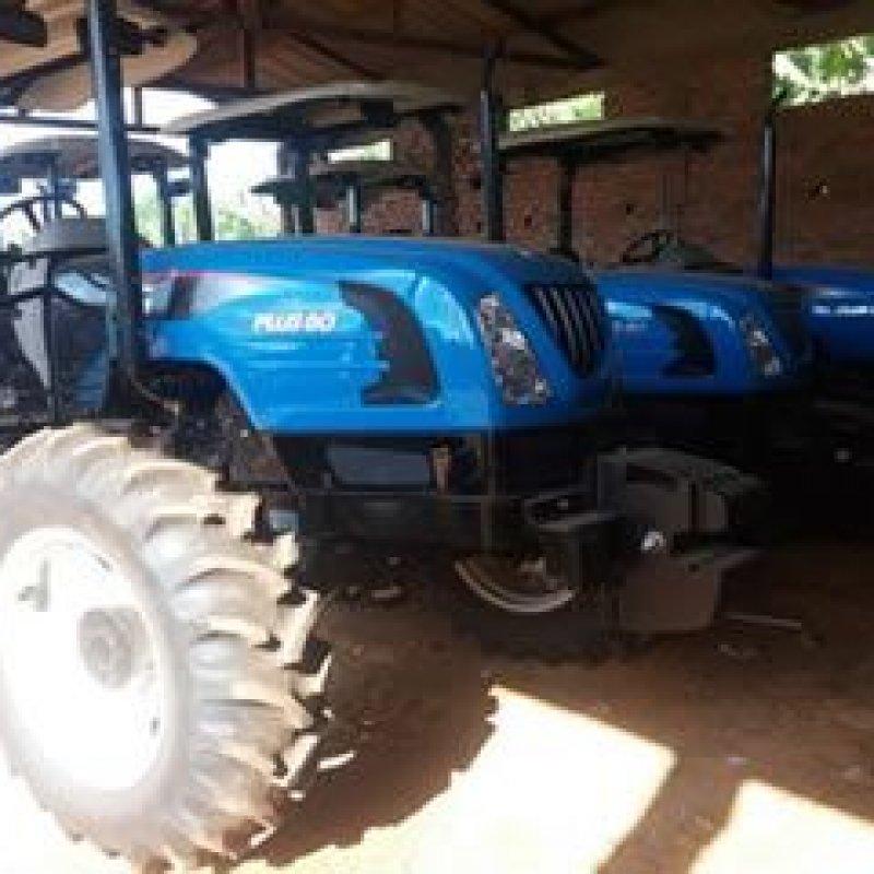 Ouro Preto: Prefeitura recebe vários maquinários agrícolas por meio de convênio