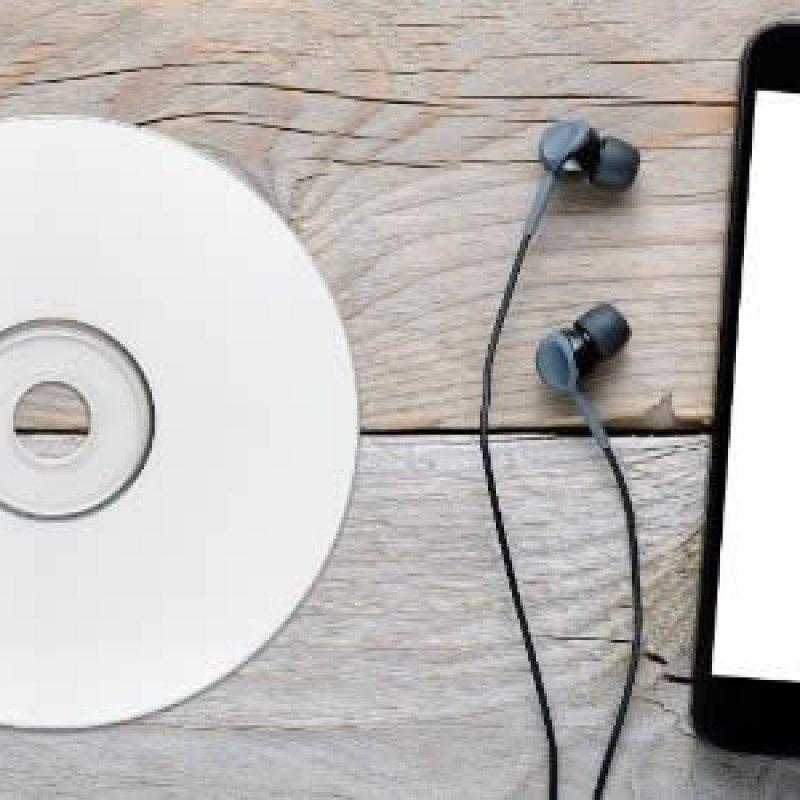 Saiba como transferir a coleção de CDs para o celular