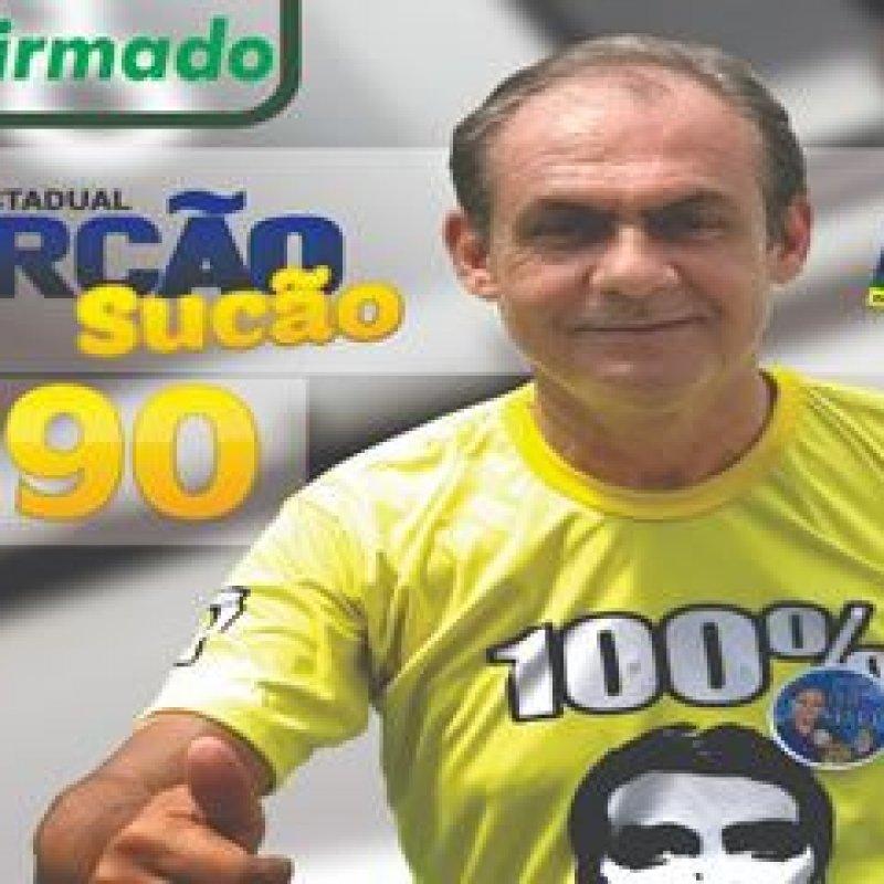 Marcão Sucão agradece votação para deputado estadual