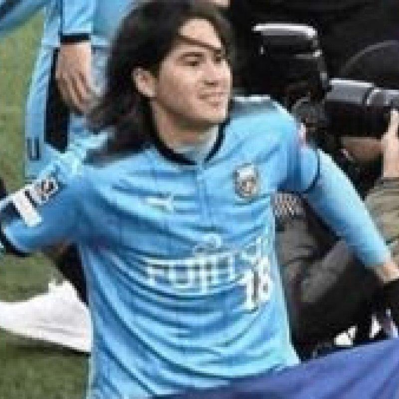 Rondoniense é eleito o melhor jogador brasileiro no Japão