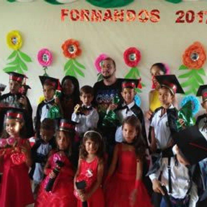 Ouro Preto: SEMEC promove formatura de 250 alunos da Educação Infantil