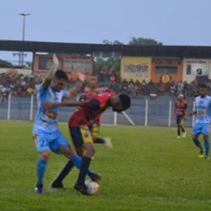 Barcelona sofre derrota para o Ji-Paraná no Portal da Amazônia