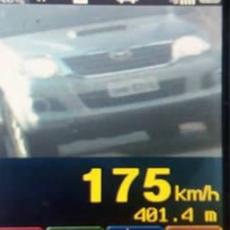 """PRF realiza """"Operação Jamari"""", fiscalizando veículos em excesso de velocidade"""