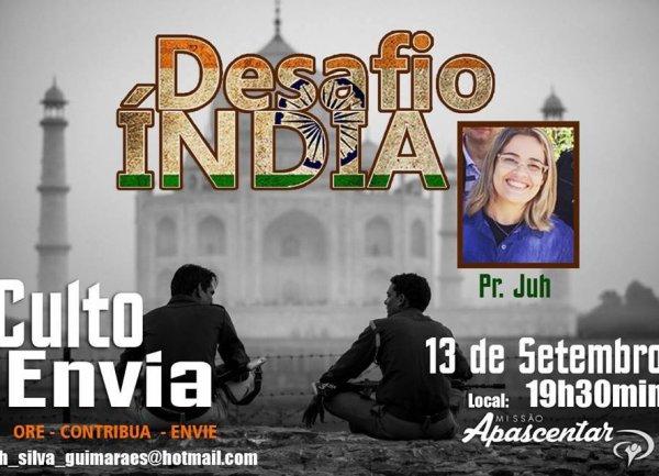 Desafio Índia