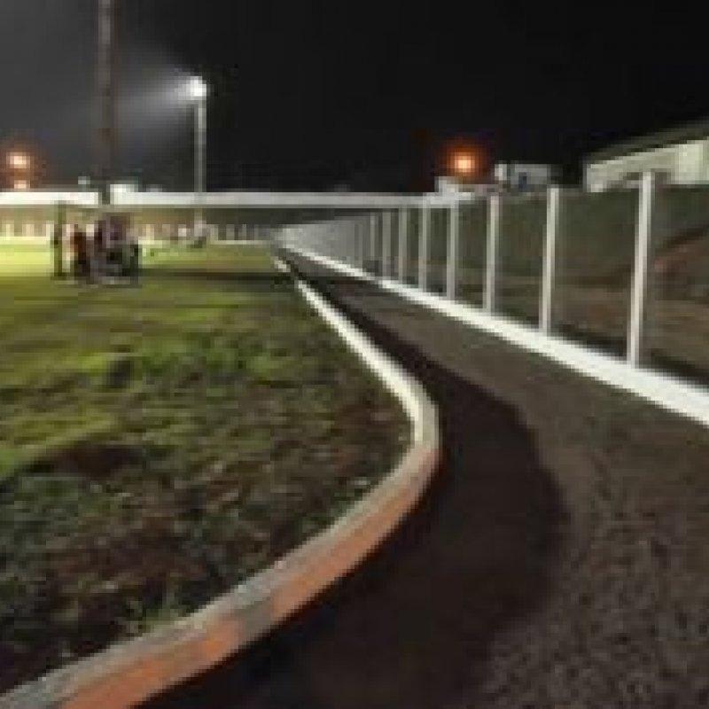 Estádio Municipal está liberado para caminhadas e corridas na pista atlética em Mirante