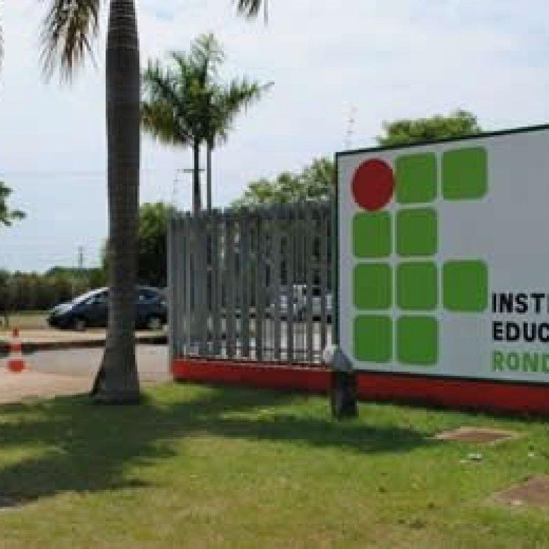 Ifro abre mais de 2 mil vagas para ensino médio, subsequente e graduação