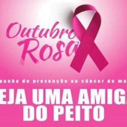 Outubro Rosa: Prefeitura de Ouro Preto promove ações de prevenção ao câncer de mama
