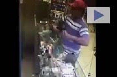 Homem atira contra próprio peito durante suposto assalto