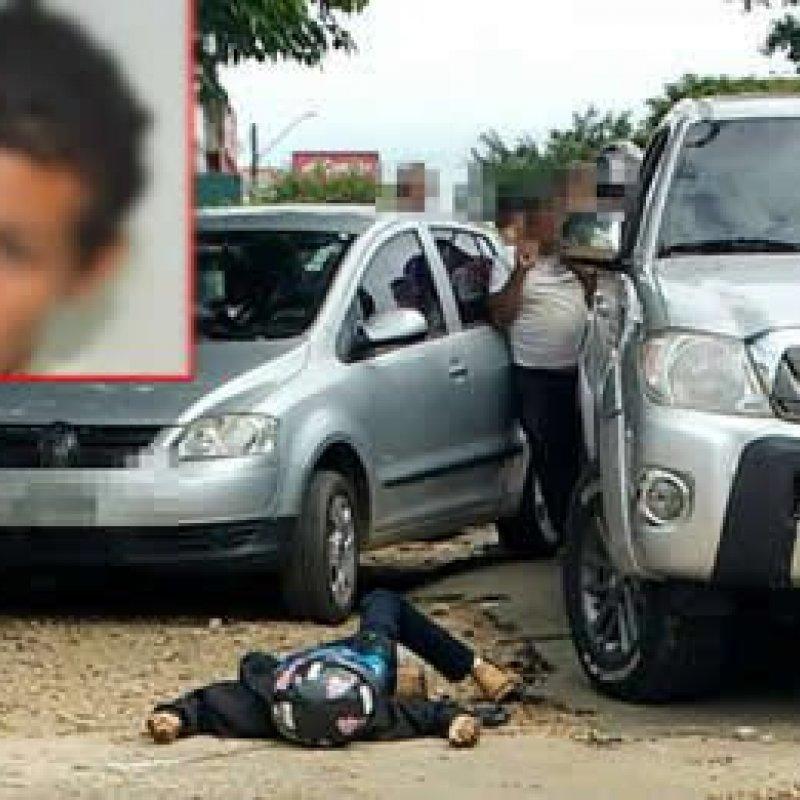 Presidente Médici – Vítima reage assalto e mata assaltante a tiros