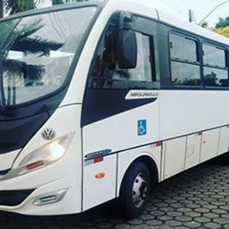 Ouro Preto conquista micro-ônibus adaptado para transporte de passageiros com deficiência física