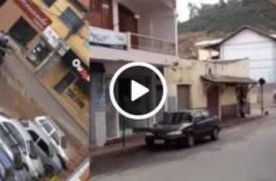 Ladrões de banco matam PM durante assalto em Santa Margarida-MG