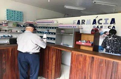 Farmácia Básica de Ouro Preto há mais cinco meses não disponibiliza fraldas geriátricas