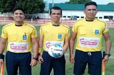 Árbitro ouropretense estreia no Campeonato Mato-Grossense Sub 15