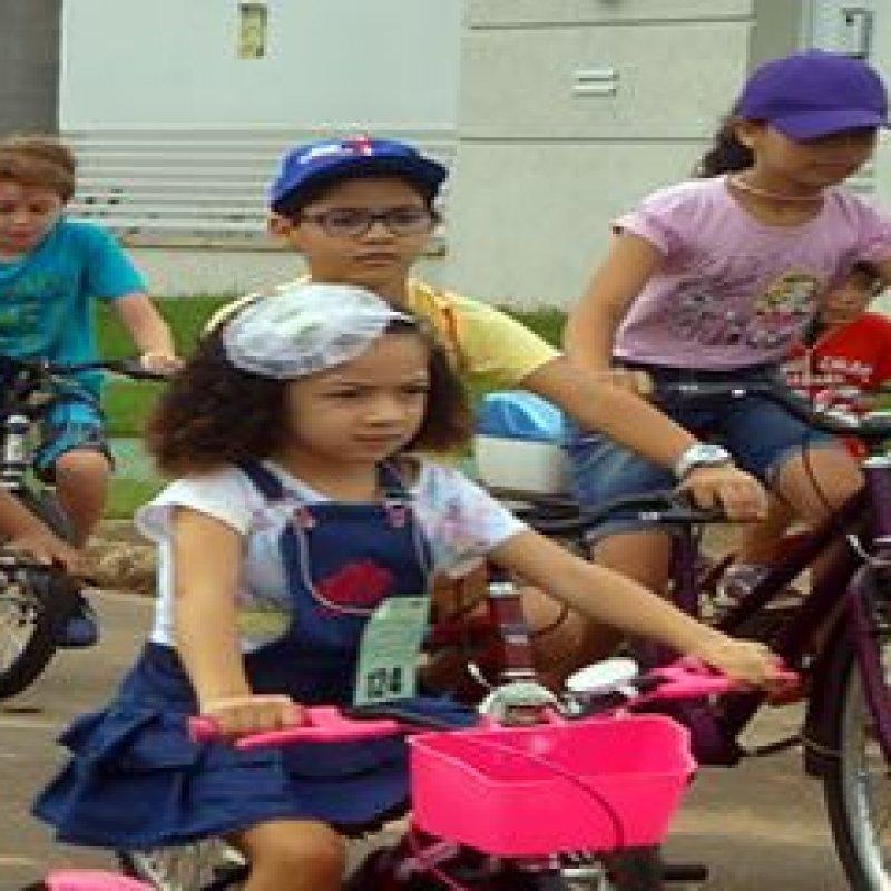 7ª Ciretran promove VII Passeio Ciclístico, em Ouro Preto do Oeste