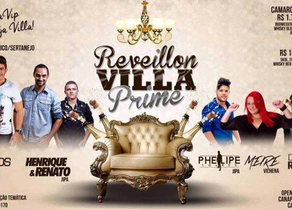 Reveillon Villa Prime