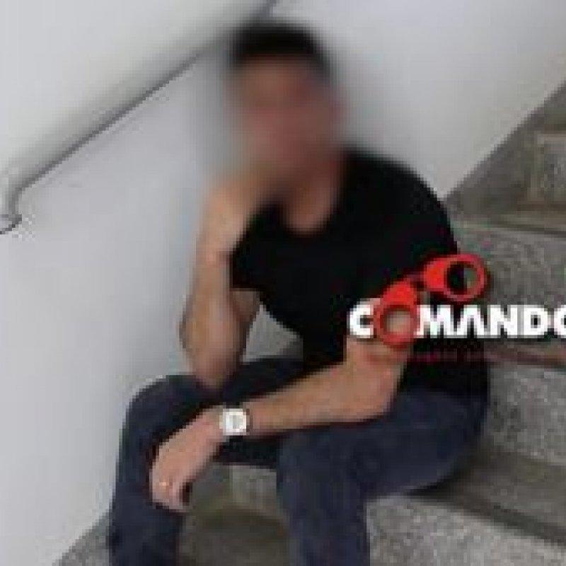 Ji-Paraná – Jovem é preso se masturbando dentro de automóvel em plena luz do dia