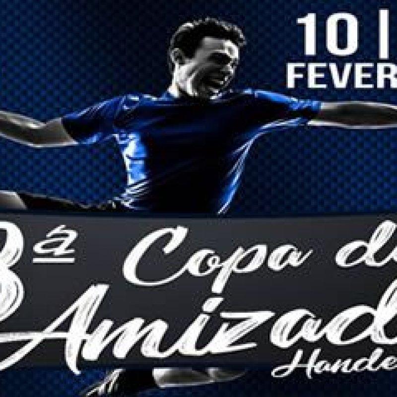 Ouro Preto do Oeste será sede da 3ª Copa da Amizade de Handebol