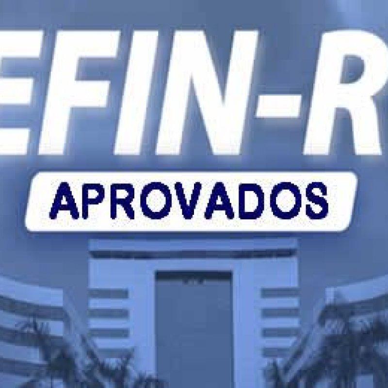 Confira os aprovados no concurso da Sefin de Rondônia