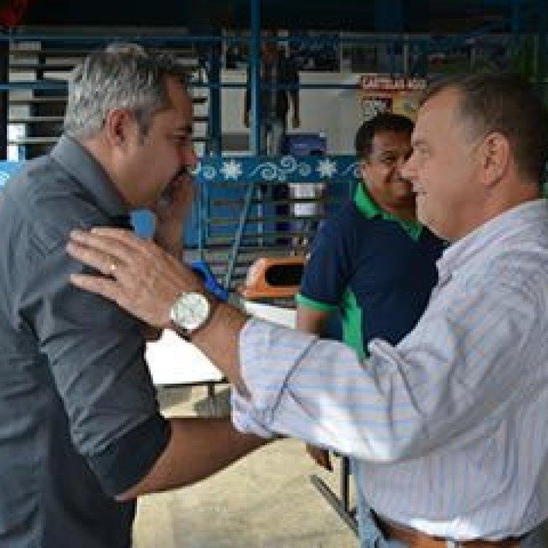 Deputado Lúcio Mosquini irá viabilizar um milhão para prefeitura de Ouro Preto