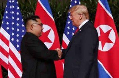 EUA e Pyongyang estão prontos para um novo capítulo da história, diz Trump