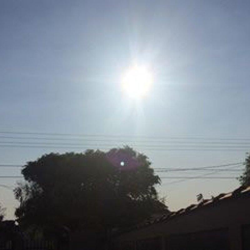 Sexta-feira será de calor e sol forte em Rondônia