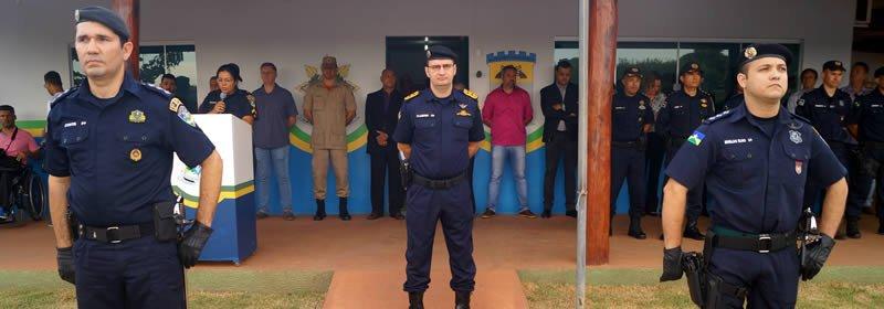Passagem de Comando da 3ª Cia