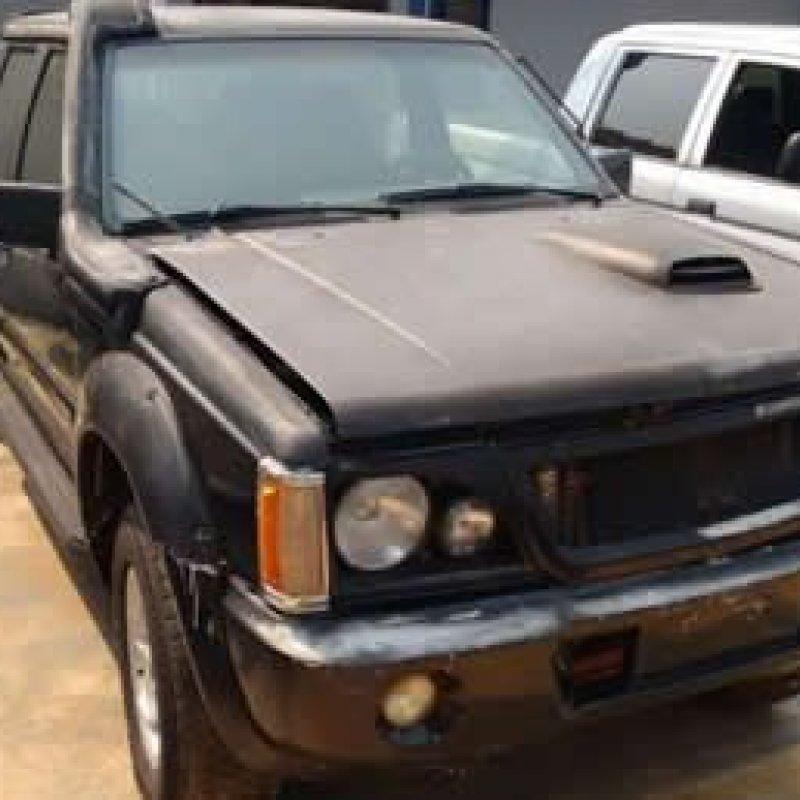 A Polícia Federal de Rondônia realiza 1º leilão de veículos