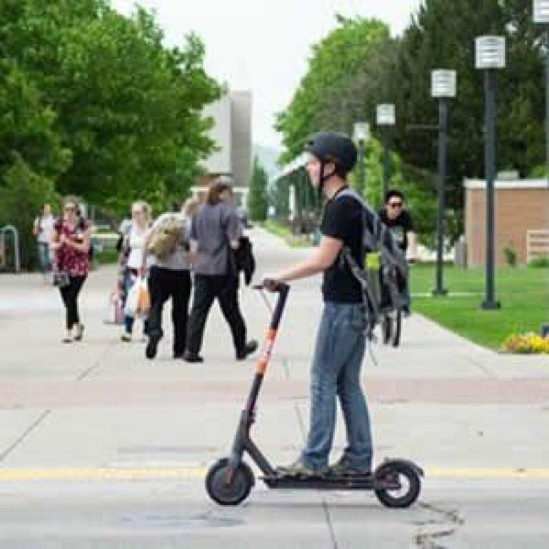 Ford compra startup de patinetes elétricos para expandir atuação além de carros