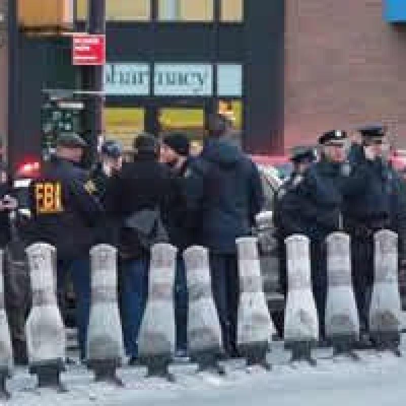 Polícia confirma terrorismo e identifica autor do ataque