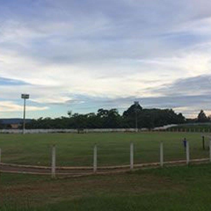 Mirante da Serra: ladrões furtam mais de mil metros de cabos energia de estádio de futebol
