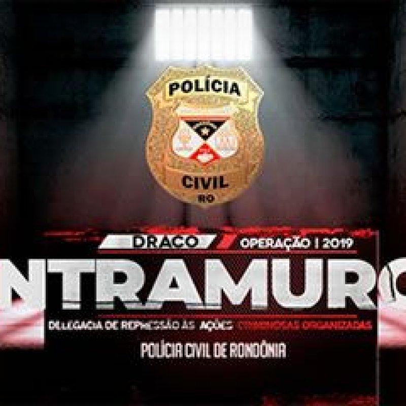 PC cumpre 40 mandados de prisão contra facções criminosas em Rondônia e MS