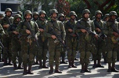 Forças Armadas reforçam segurança de presídios federais no RN e RO
