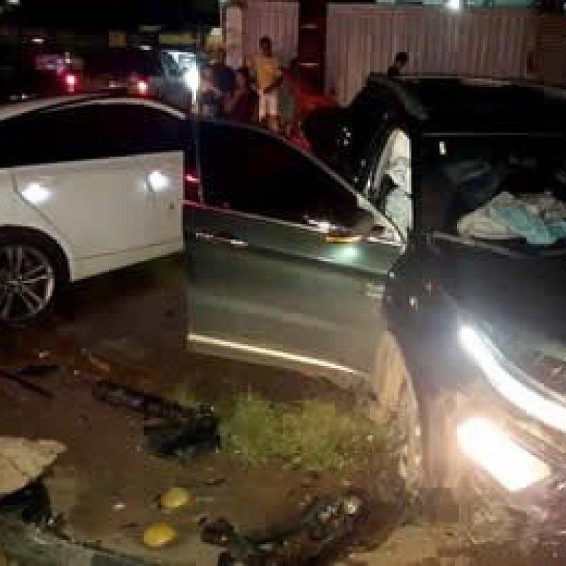 Adolescente pega carro escondido do pai e causa grave acidente de trânsito