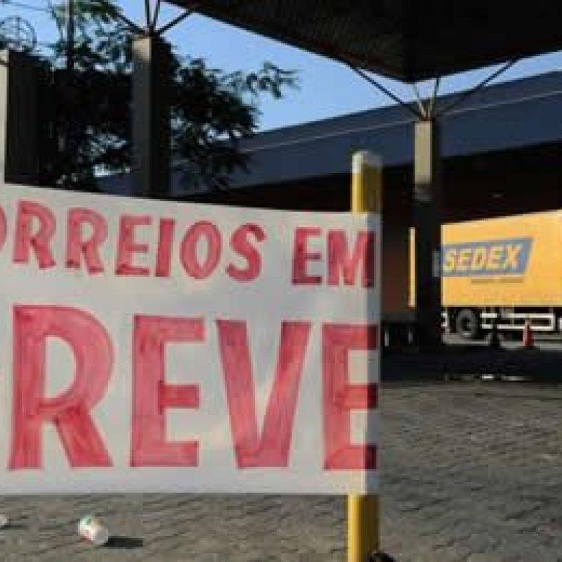 Após decisão do TST, trabalhadores dos Correios encerram greve