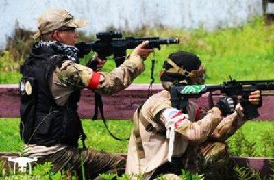 """Operação """"Procurar e Destruir"""" reúne operadores de airsoft de oito municípios em Ouro Preto"""