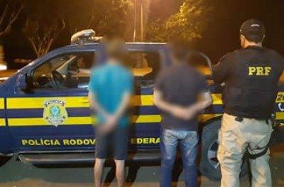 Jaru: PRF flagra dois motoristas em situação de embriaguez ao volante