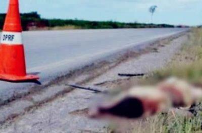 Homem é colocado dentro de carro e assassinado a tiros na BR-364