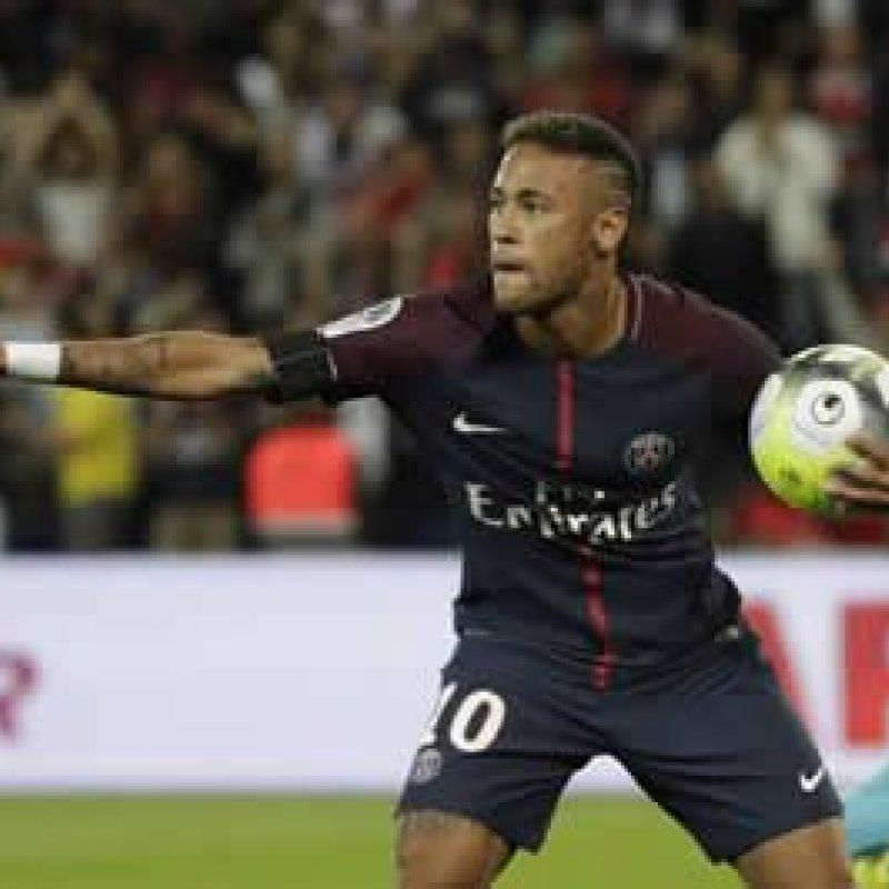 Com Neymar, PSG vira o time das goleadas