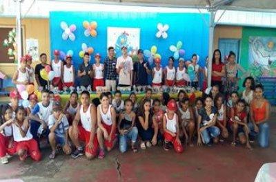 Ouro Preto: Semas realiza atividades em alusão ao dia das crianças