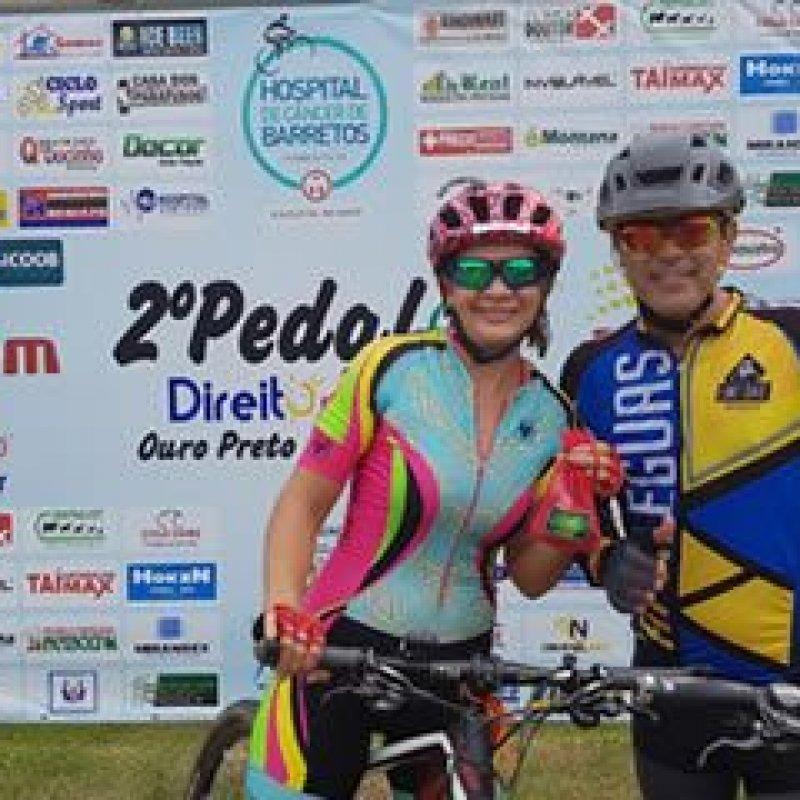 Ouro Preto: 2° Pedal Direito de Viver arrecada mais de R$ 14 mil e reúne em torno de 130 participantes