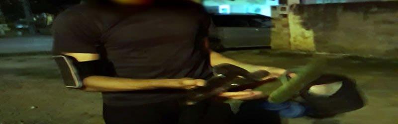 Ouro Preto: em ato de coragem, bombeiro evita assalto e toma simulacro de arma do ladrão