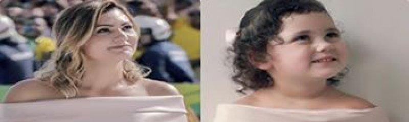 Blogueira mirim de Rondônia recebe ligação de Michele Bolsonaro